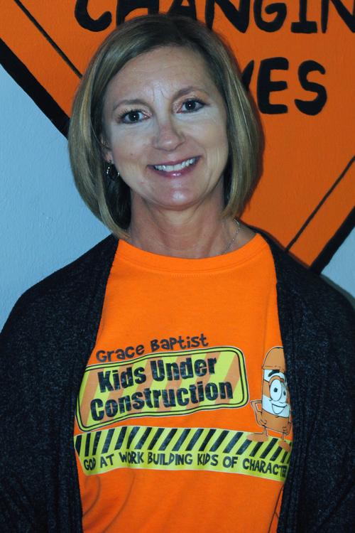 Gayla Brown : Children's Director